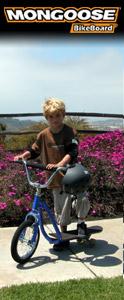 Mongoose BikeBoard™ Noah Profile