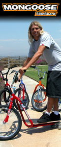 Mongoose BikeBoard™ Brian Conley Profile