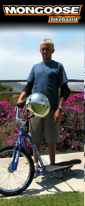 Mongoose BikeBoard™ Luke Profile