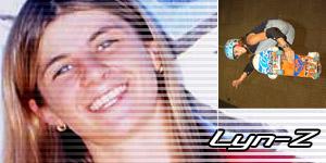 Mongoose BikeBoard™ Lyn-Z Adams Profile and name